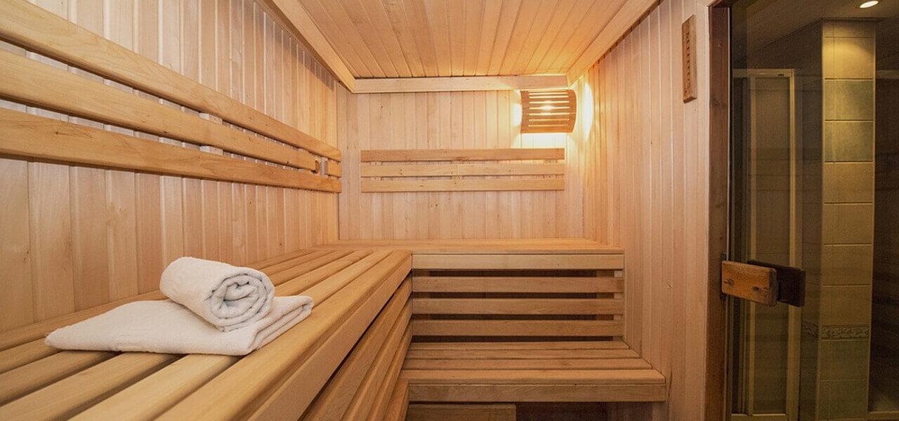 Sono tanti i benefici della sauna