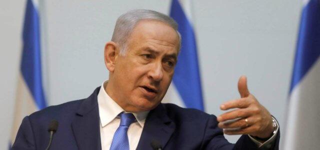 israele Benjamin Netanyahu