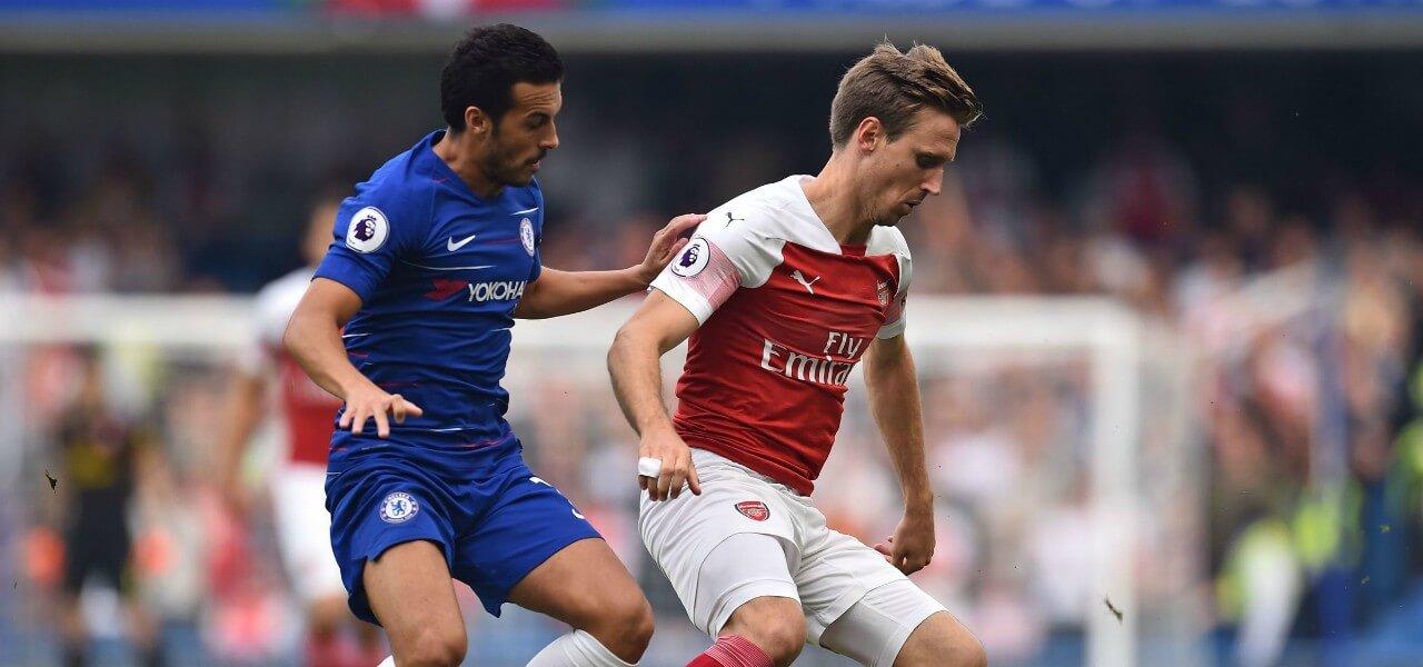 Pedro Monreal Chelsea Arsenal lapresse 2019