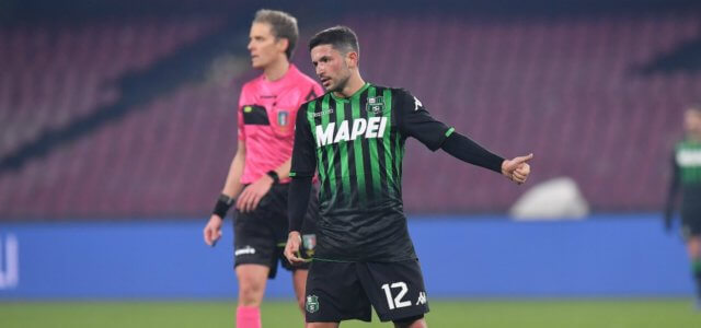 Calciomercato Inter News Ufficiale L Arrivo Di Sensi Dal Sassuolo Ultime Notizie