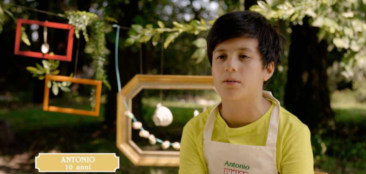 Antonio a Junior Bake Off