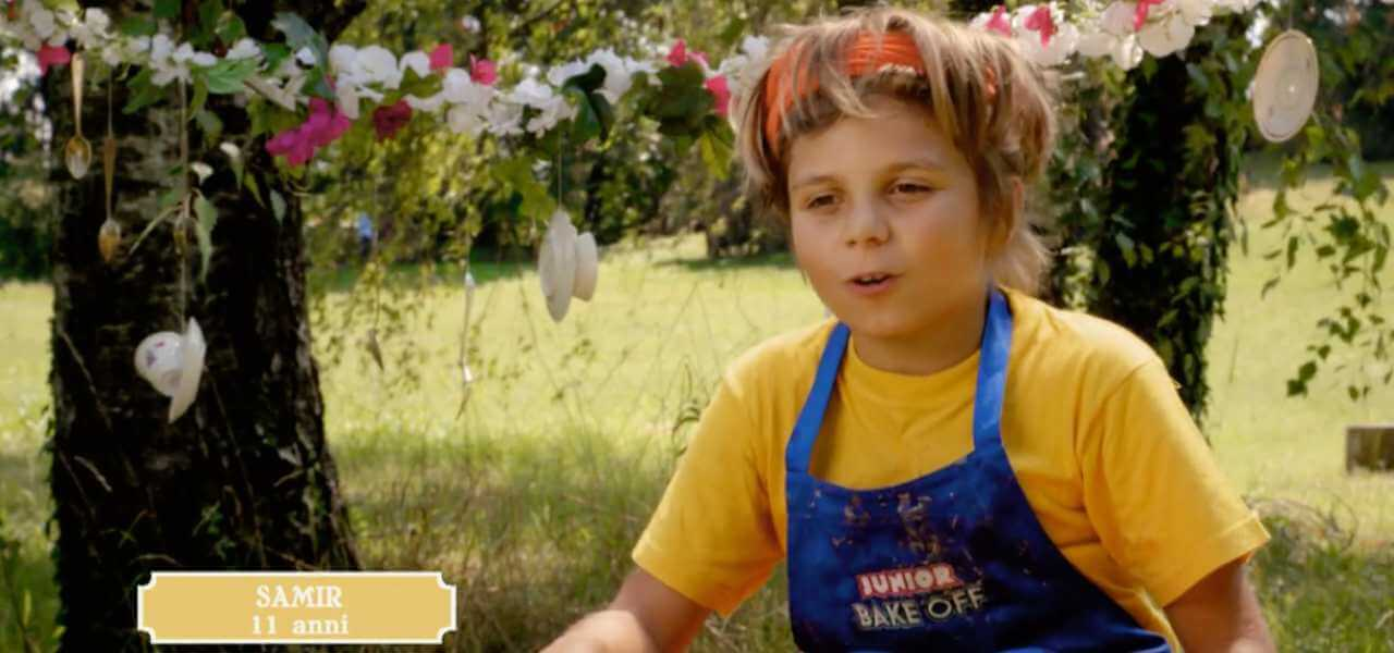 Samir a Junior Bake Off