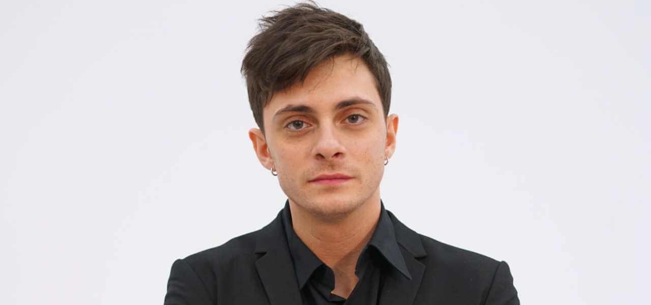 Alessandro Casillo ad Amici 18