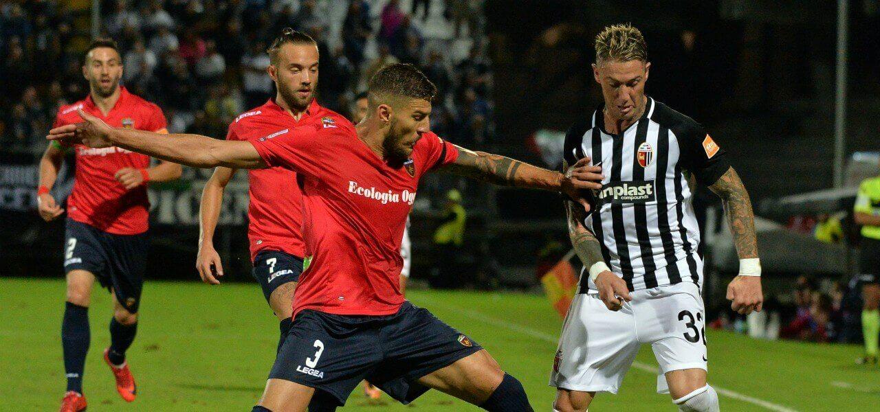 Ardemagni Dermaku Ascoli Cosenza lapresse 2019 1