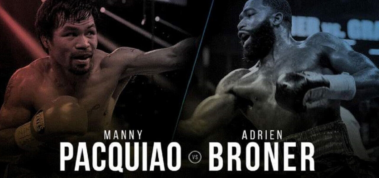 Pacquiao vs Broner questa notte a Las Vegas