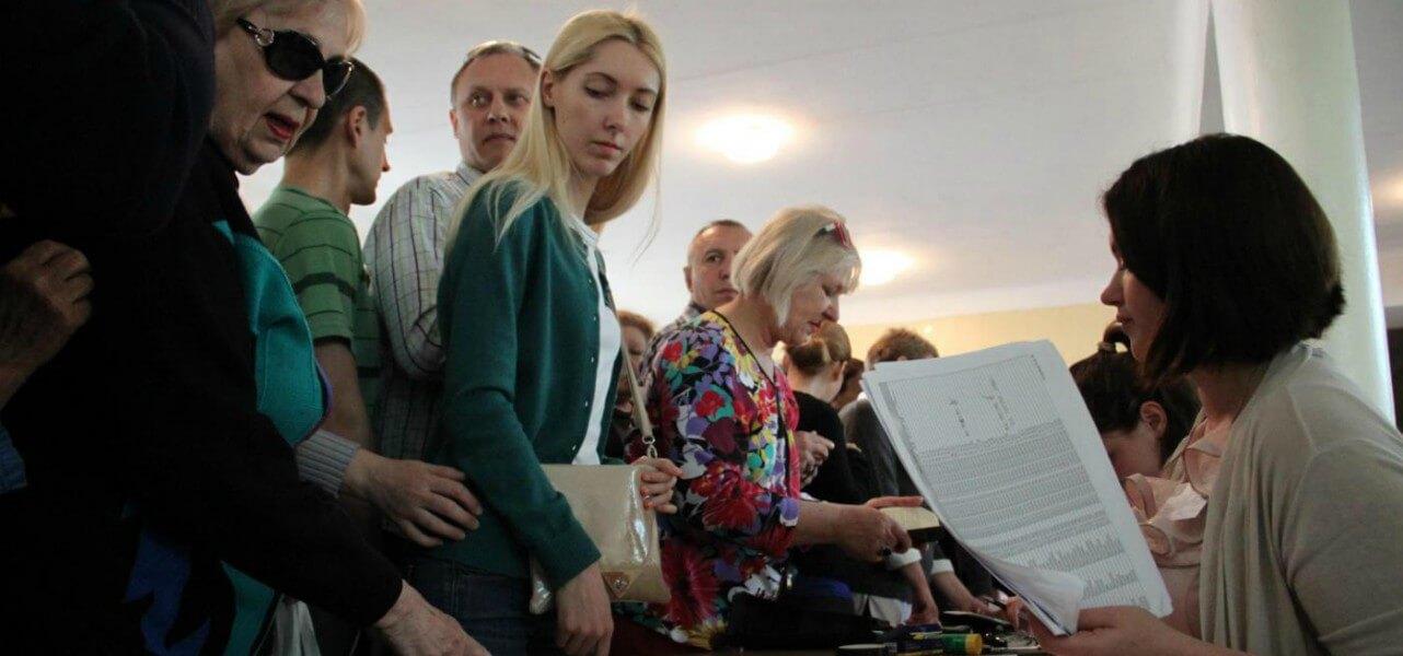 ucraina referendum donetsk lapresse1280