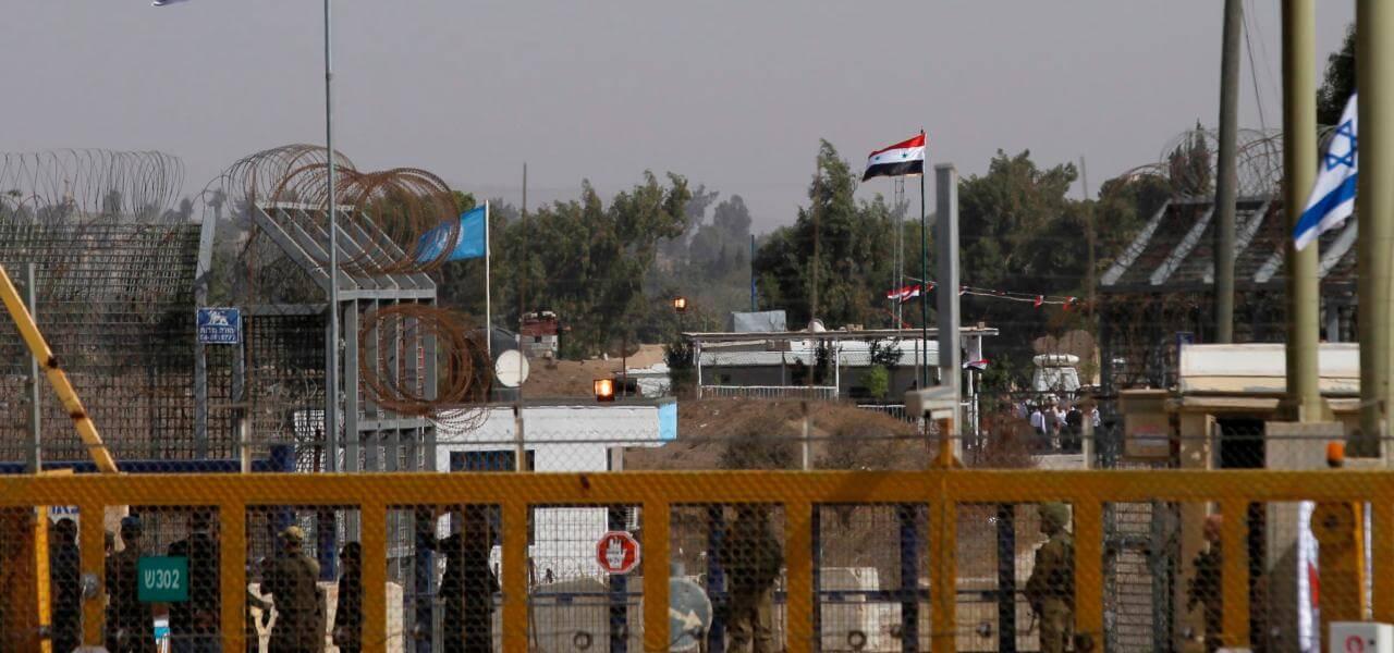 Siria-Israele, il confine sul Golan