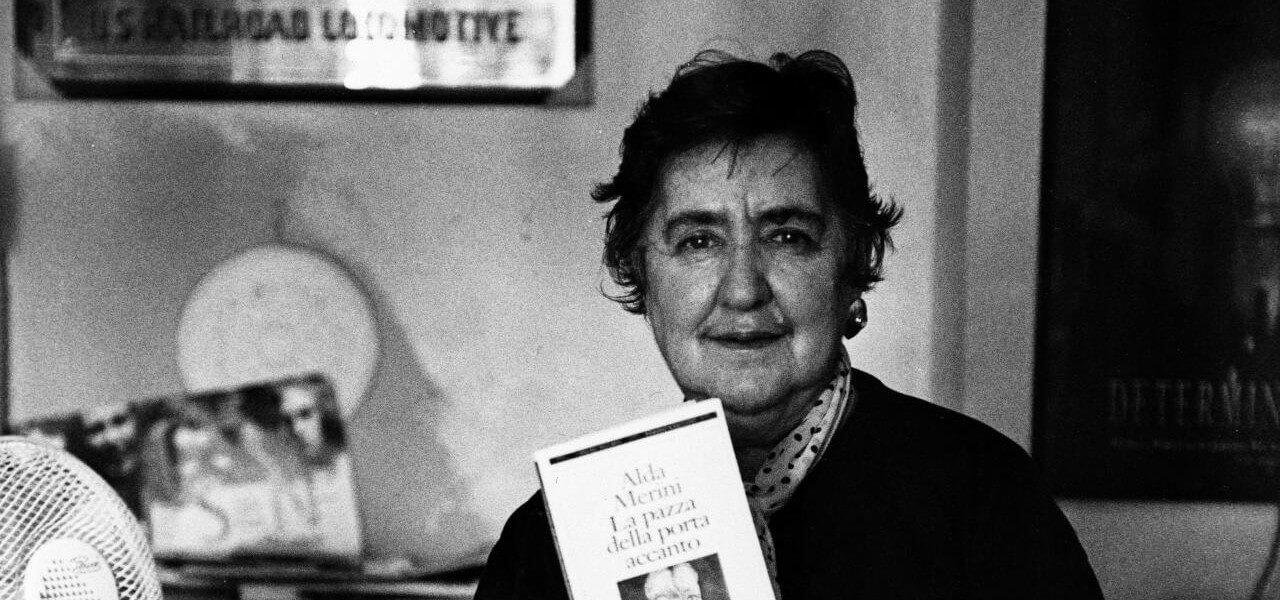 Alda Merini (1931-2009)
