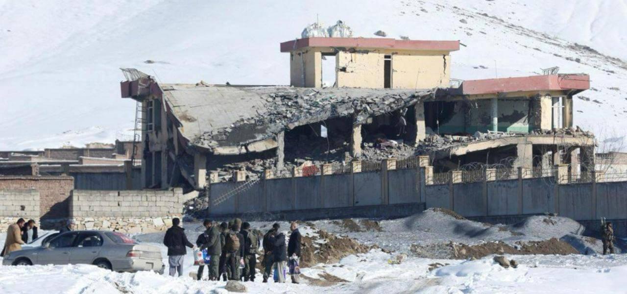 Afghanistan, attacco kamikaze
