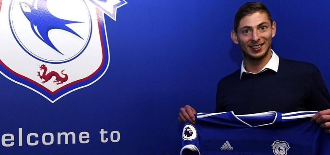 Emiliano Sala al Cardiff