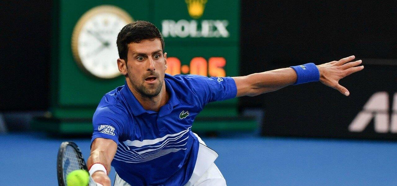Novak Djokovic allungo Australian Open lapresse 2019
