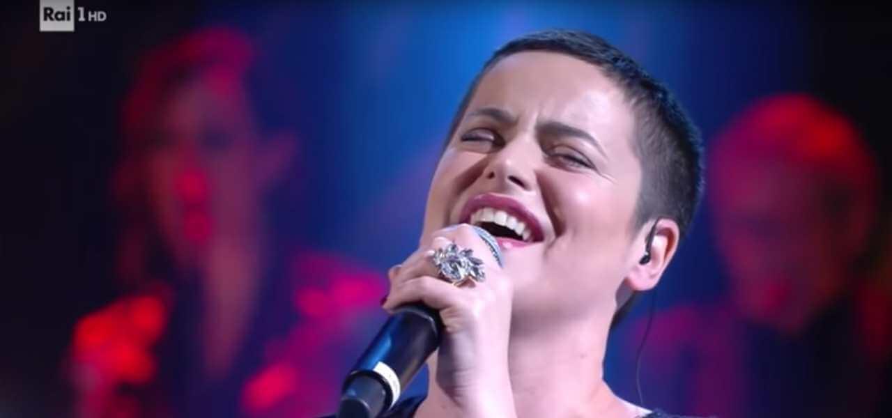 Silvia Salemi a Ora o mai più 2019