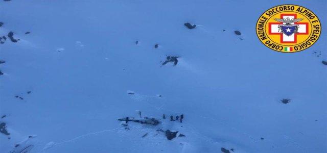 incidente aereo elicottero soccorso alpino 640x300