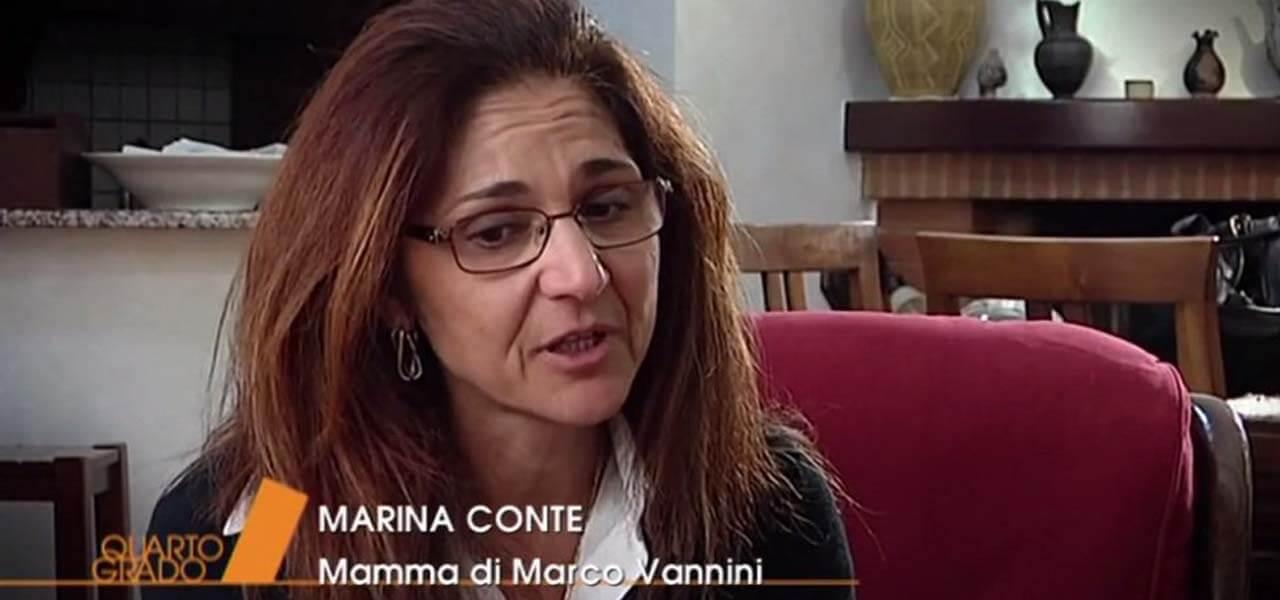 Marina Conte, mamma di Marco Vannini