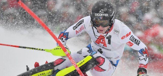 Noel slalom