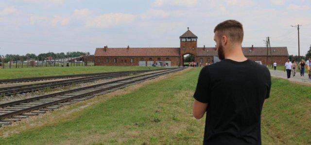 Il campo di Auschwitz-Birkenau