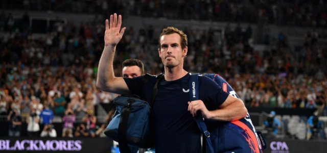 Andy Murray saluto Australian Open lapresse 2019 640x300