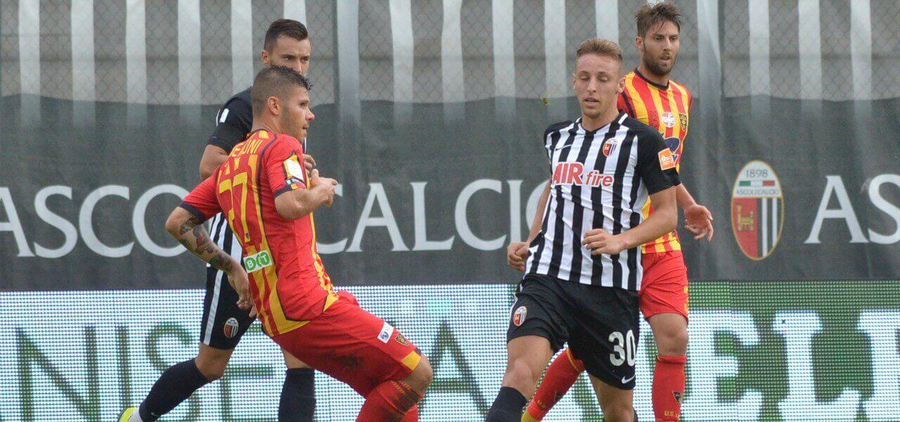Armellino Frattesi Lecce Ascoli lapresse 2019