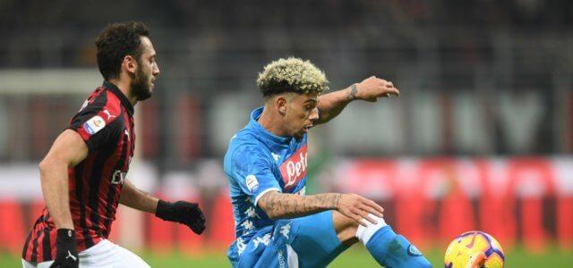 Calhanoglu Malcuit Milan Napoli lapresse 2019 640x300