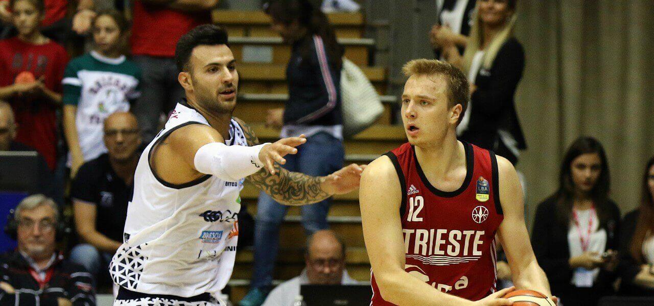 Trieste basket