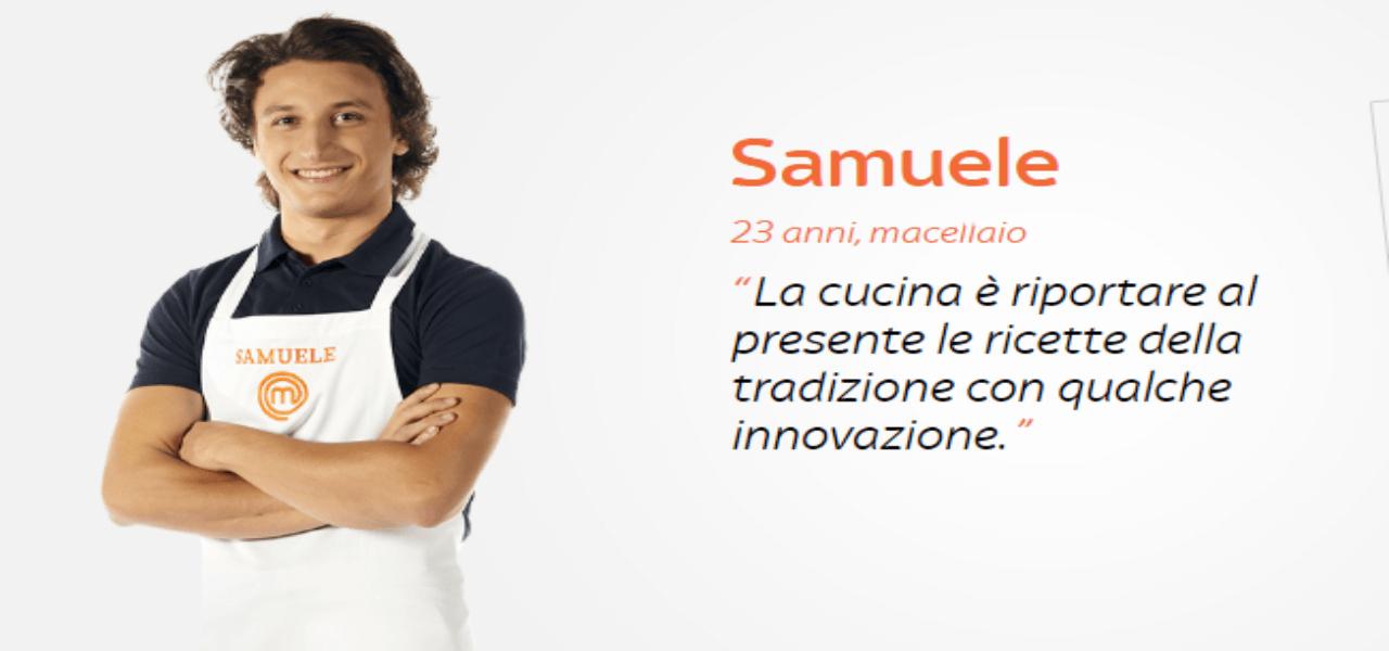 Samuele Cesarini
