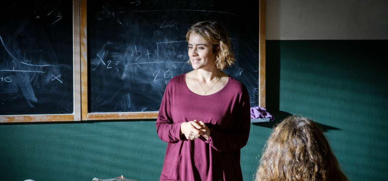 """Greta Scarano in """"Non Mentire"""""""