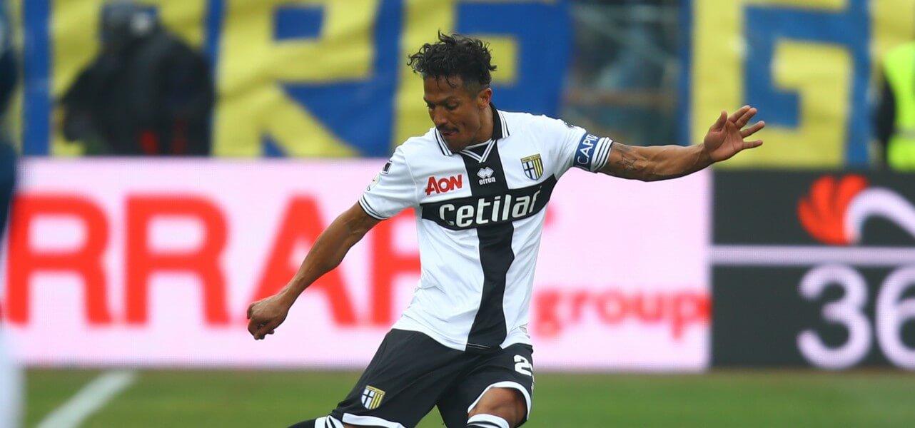 Bruno Alves Parma lancio lapresse 2019