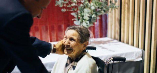 Don Carron, la mamma Andrea