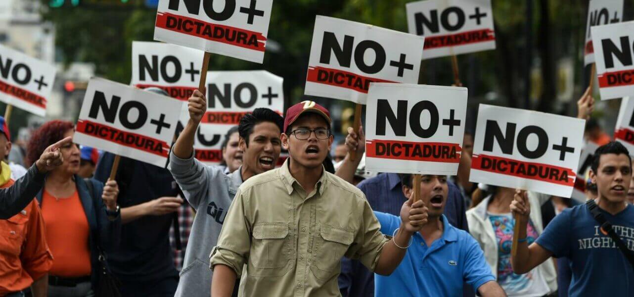 venezuela protesta 1 lapresse1280