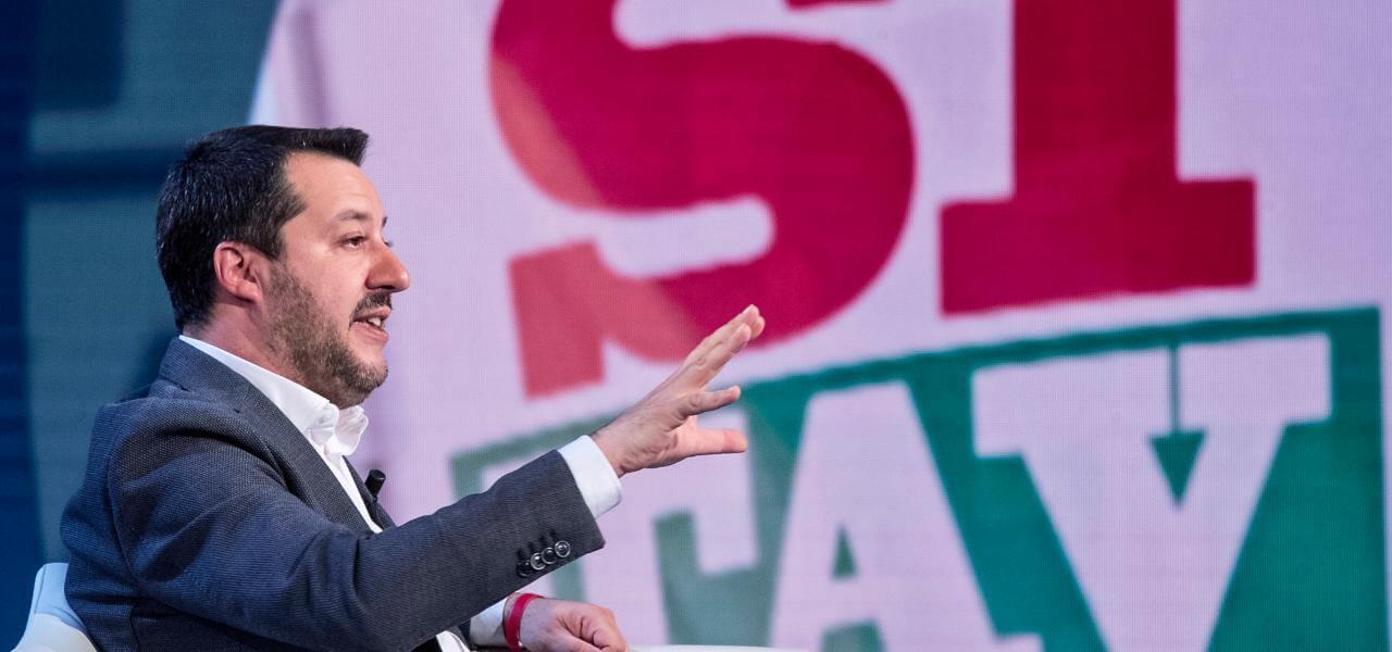 Salvini e la Tav