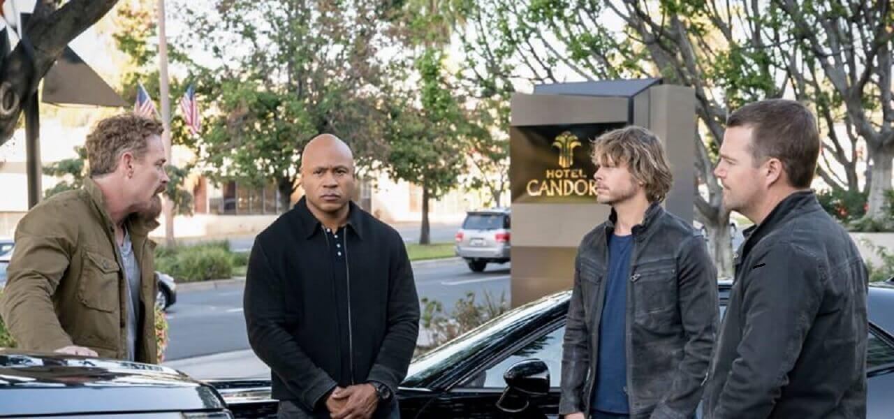 NCIS Los Angeles 10 facebook 2019
