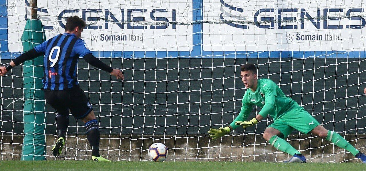 Atalanta Milan Primavera lapresse 2019
