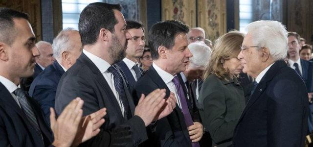 crisi governo salvini m5s mattarella