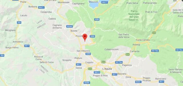 Terremoto oggi a L'Aquila M 3.6/ Ingv ultime scosse, paura all ...