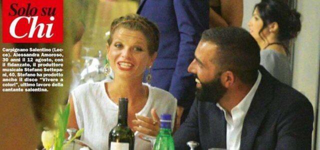 Stefano Settepani, fidanzato di Alessandra Amoroso