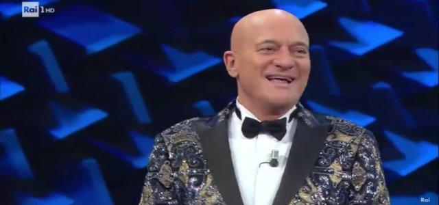 Claudio Bisio al Festival di Sanremo 2019