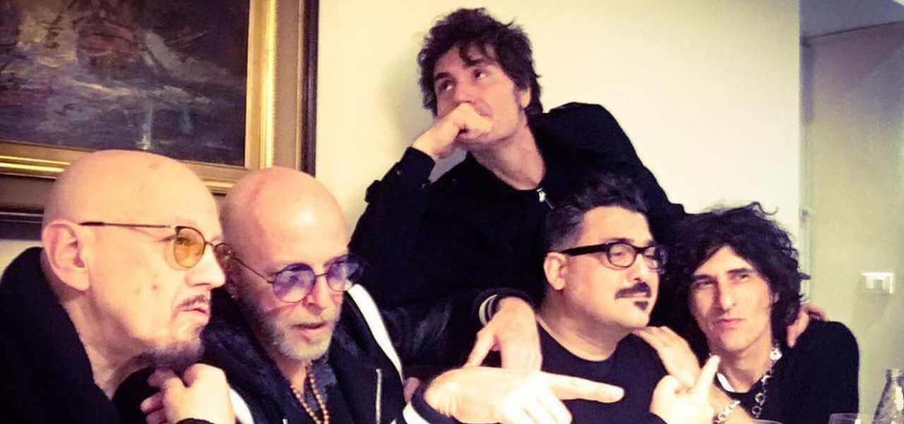 I Negrita con Enrico Ruggeri e Roy Paci