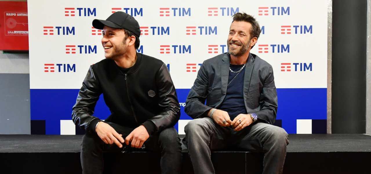 Rancore e Daniele Silvestri a Sanremo 2019