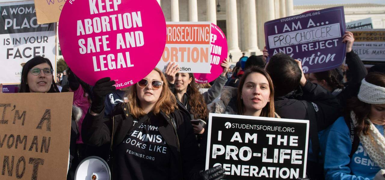 Marcia per la vita anti-aborto