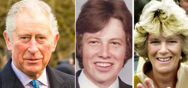 Simon Dorante-Day, figlio segreto di Carlo e Camilla?