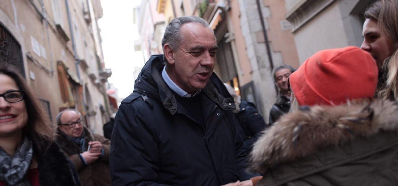 Giovanni Legnini (Facebook)