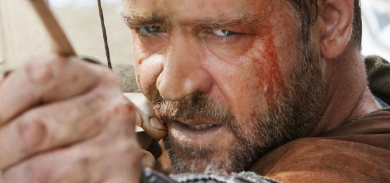 ROBIN HOOD, RETE 4/ Streaming video del film di Ridley Scott con ...
