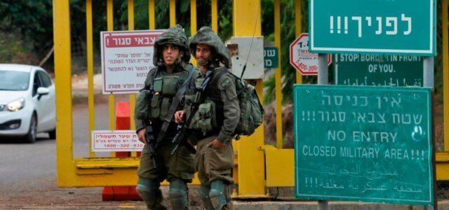 Israele, militari