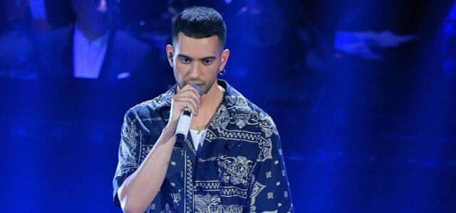 Mahmood, vincitore del 69° Festival di Sanremo