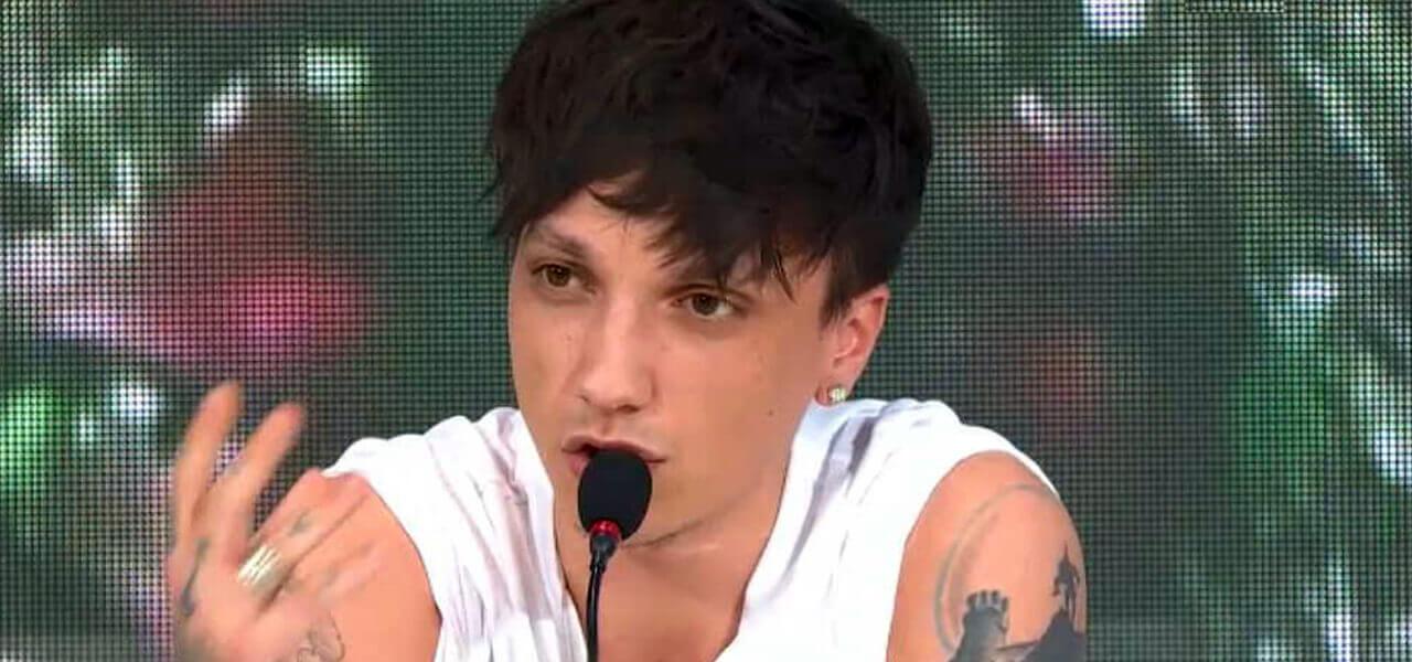 """Ultimo/ """"Per la musica ho sempre rotto i cog**oni a tutti"""" (X Factor ..."""