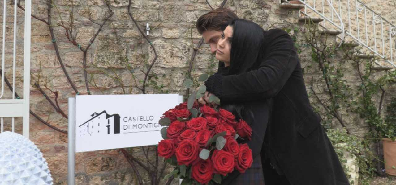Teresa Langella e Andrea Del Corso