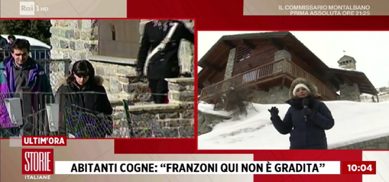 """Annamaria Franzoni libera, abitanti di Cogne: """"Qui non è gradita"""""""