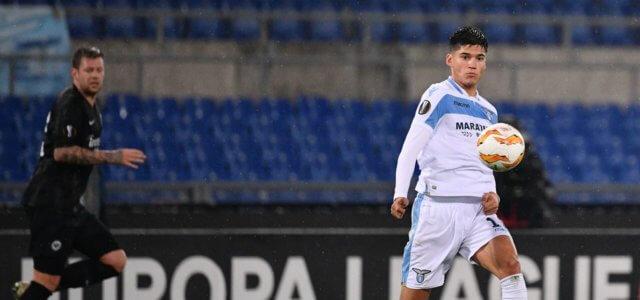 Joaquin Correa Lazio Eintracht lapresse 2019 640x300