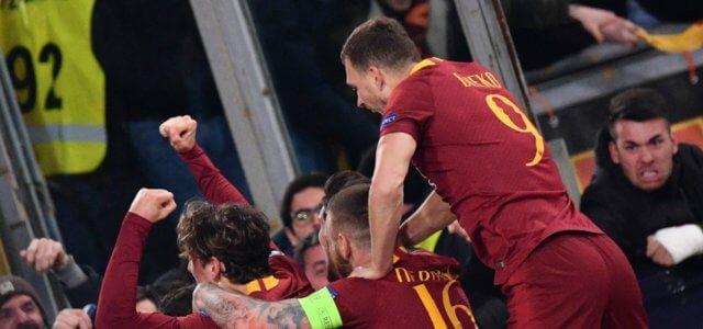 Roma gruppo allenatore