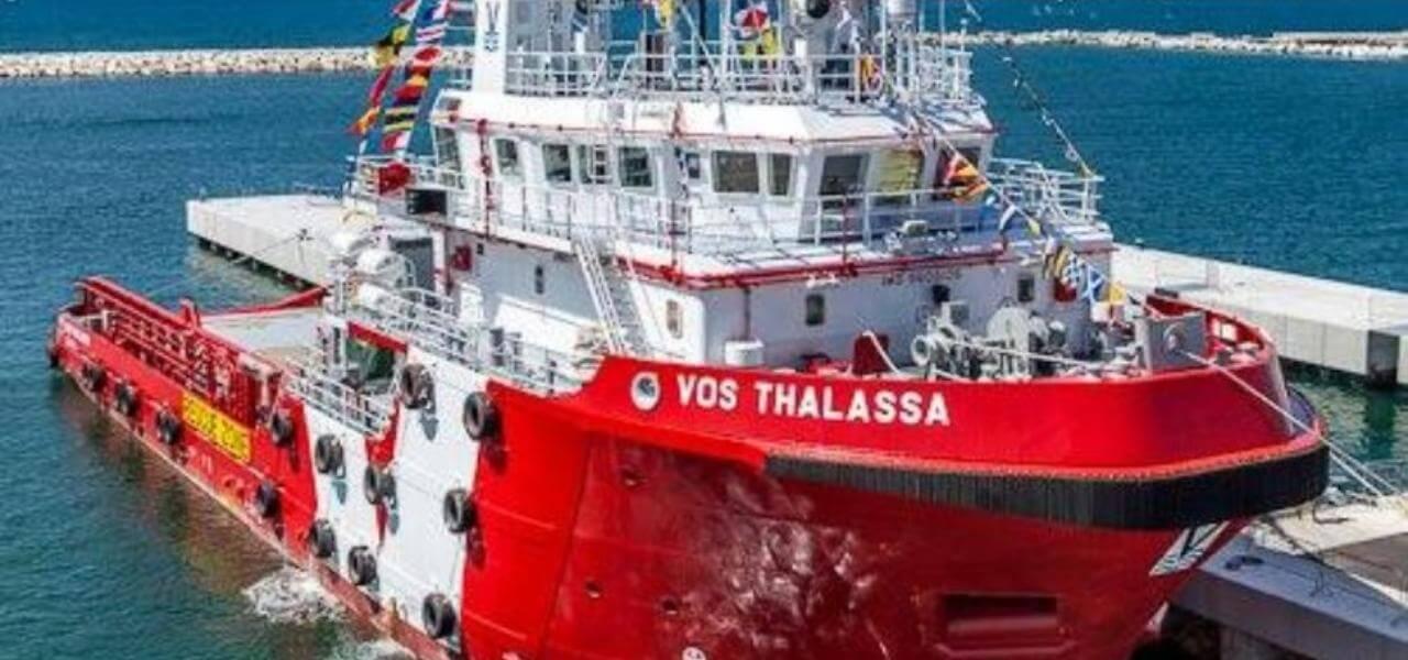 Nave italana Vos Thalassa